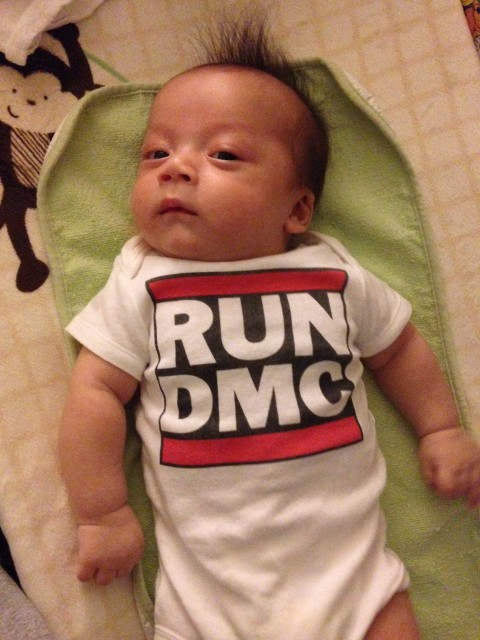Peter Run DMC 2